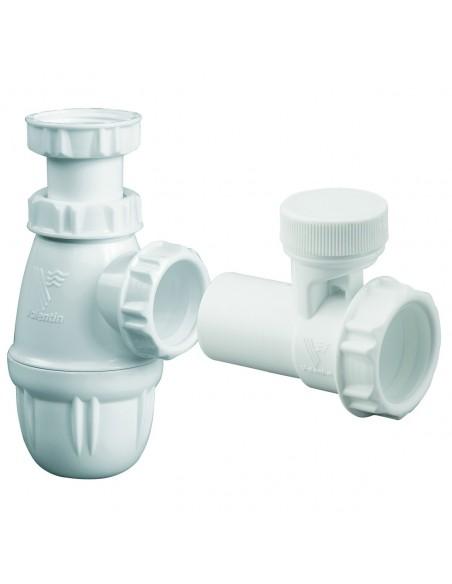 Anti-vacuum and anti-noise valve