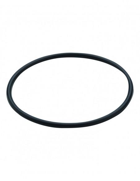 Joint de culot couleur noire pour siphon en plastique