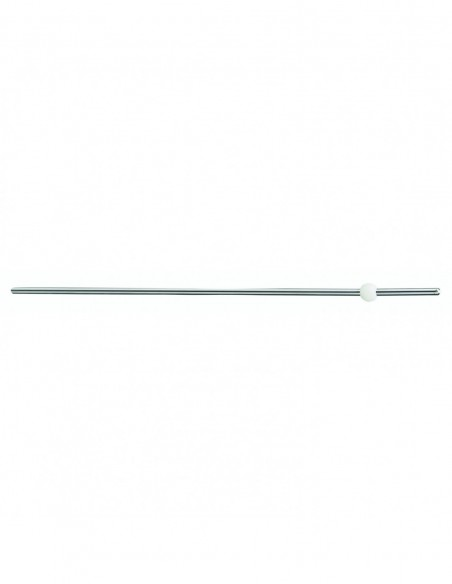 Horizontal pull rod length 328 mm, for washbasin wastes ref 1051/1053, stainless steel