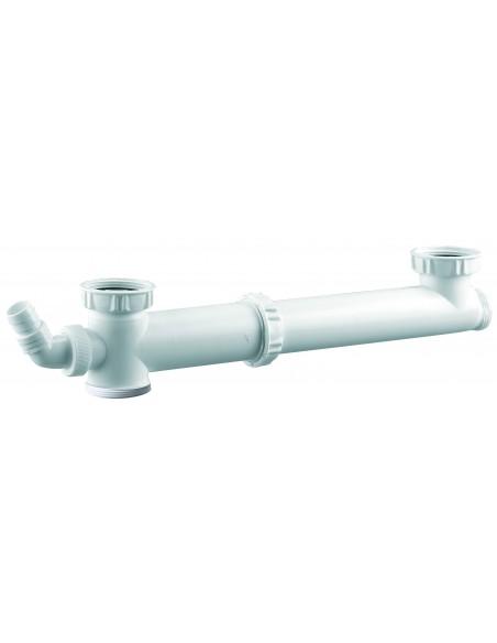 Tubulure avec entraxe réglable à 160/360mm
