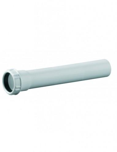 Rallonge pour tubulure d'évier avec une longueur de 260 mm