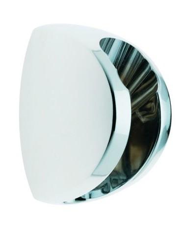 RtottiM Lot de 20 autocollants ronds antid/érapants pour baignoire avec raclette en plastique pour salle de bain cuisine douche