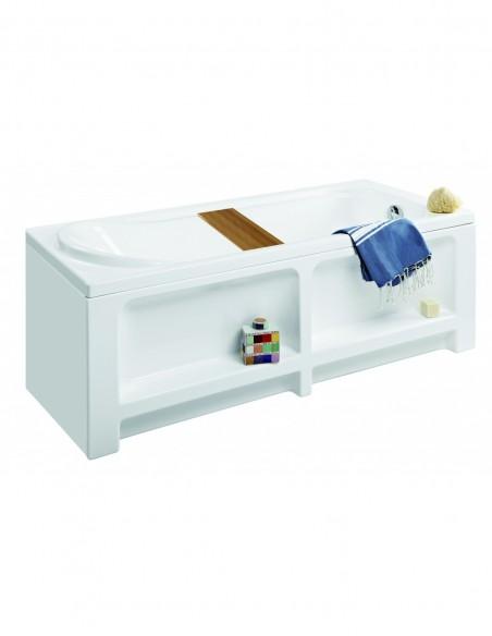 Sraight bath Bahia 170 X 75 CM