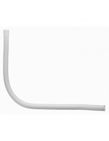 Flexible tube for bathtub overflow, inner D. 29 mm, L. 565 mm